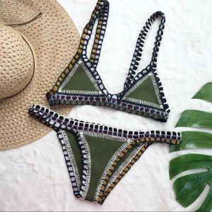 Kiini Wren Triangle Bikini S/M